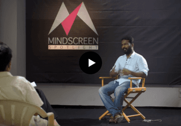 Spotlight with Vetrimaaran